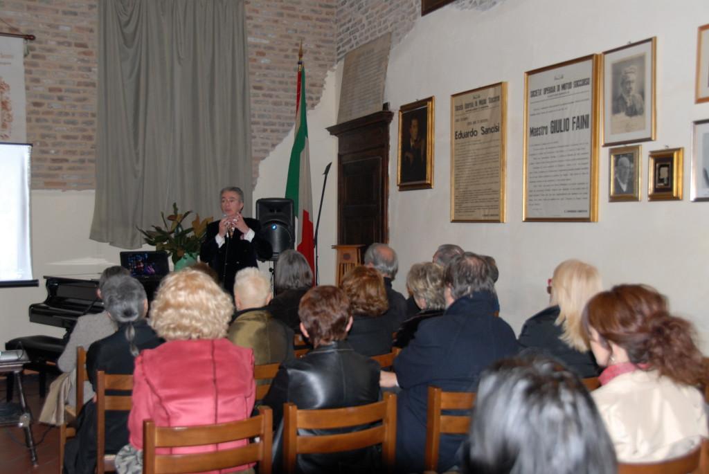 Mario Donato per il viaggio