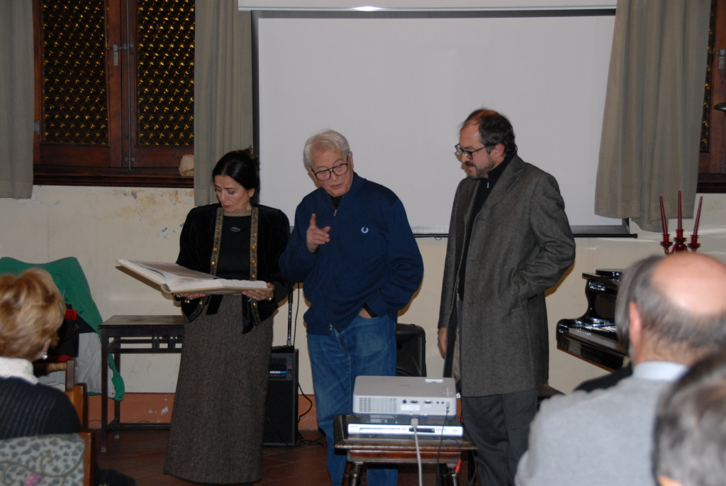 Miresa Turci, Oscar Piattella, Michele Bianchi